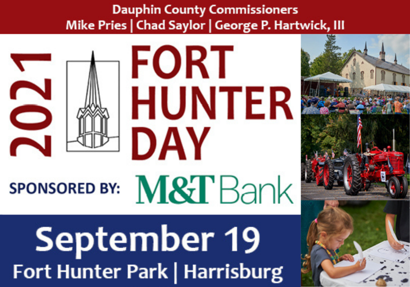 Enjoy Fort Hunter Day in Harrisburg