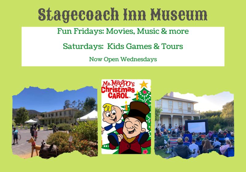 Stagecoach Inn Museum in Newbury Park