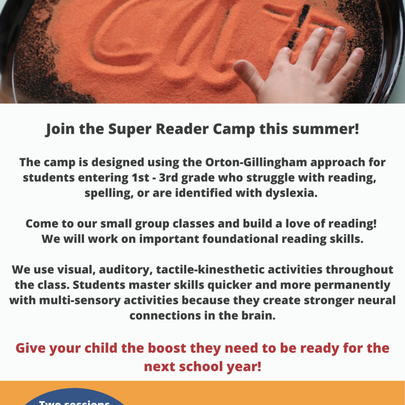Literacy Together Summer Camp
