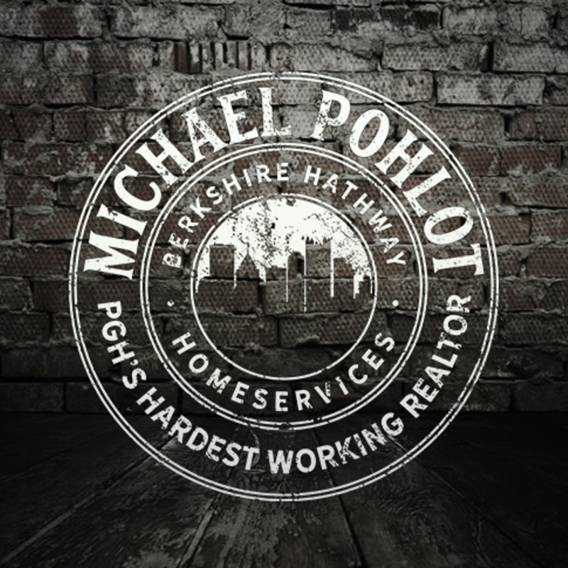 Michael Pohlot Pittsburgh's Hardest Working Realtor Berkshire Hathaway Mike P PGH Homeservices agentq