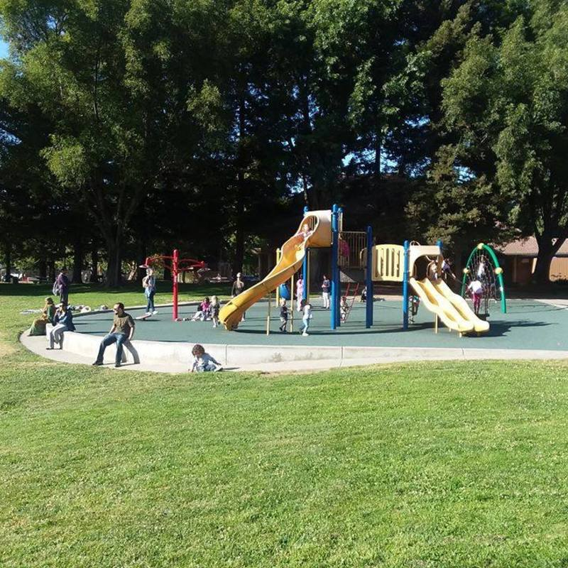 Centerville Community Park in Fremont