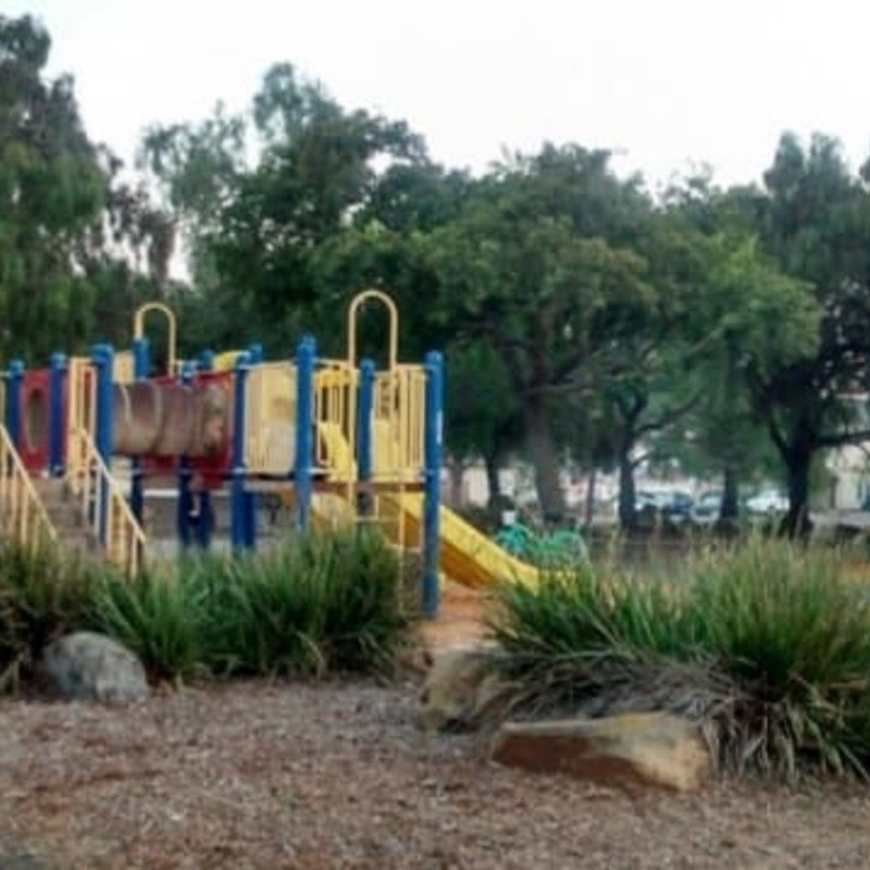 Mirabeau Park in Newark