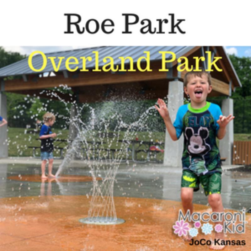 Splash Park Overland Park Kansas