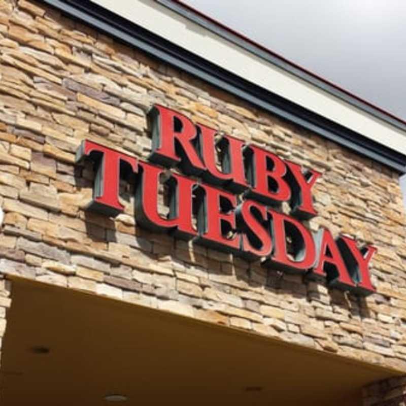 Ruby Tuesday Outside
