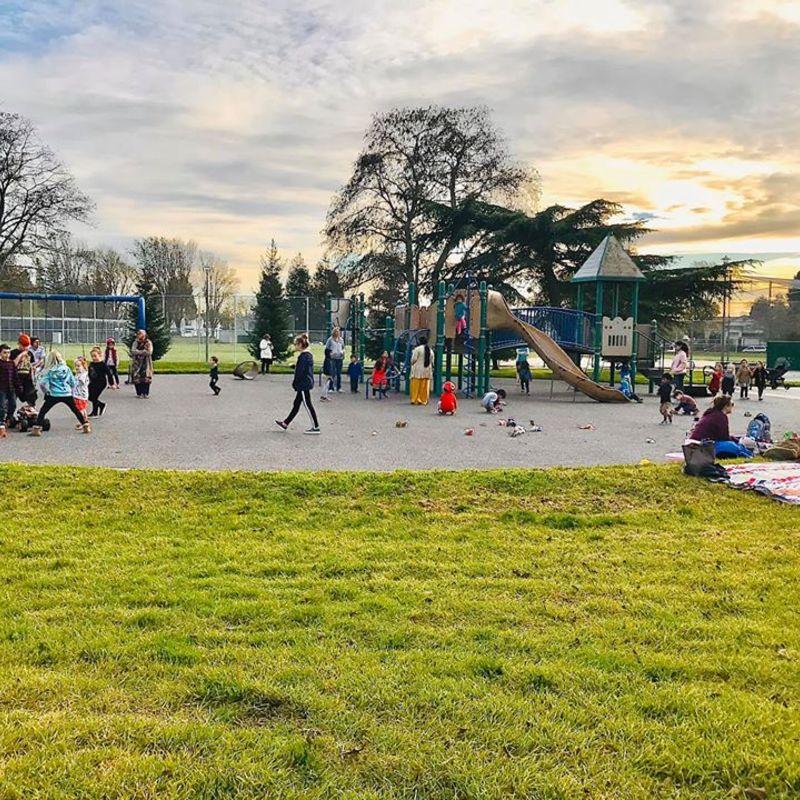 Northgate Community Park in Fremont