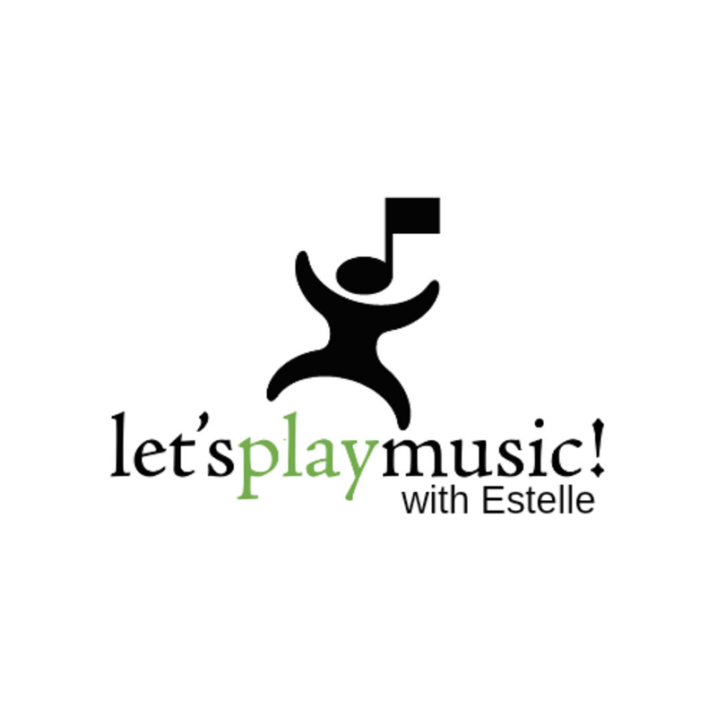 Let's Play Music with Estelle logo