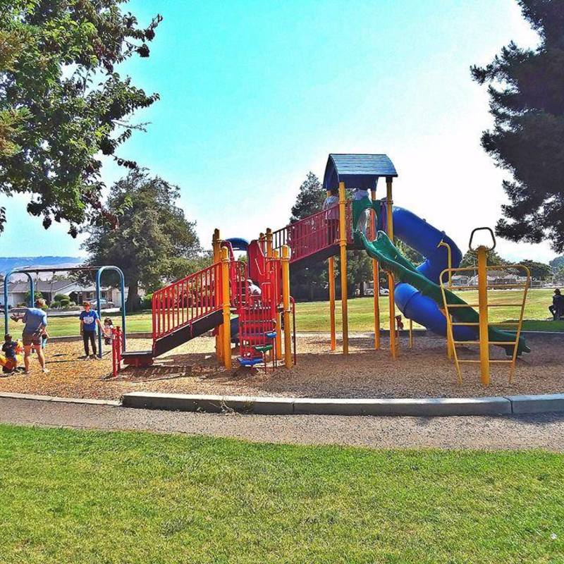 Town Estates Park in Union City