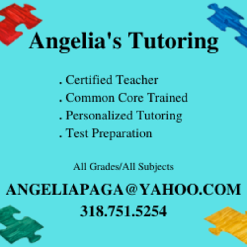 Angelia_Paga_Tutoring_Shreveport