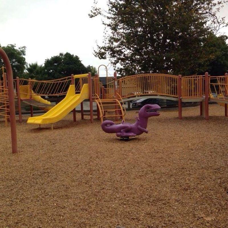 Mayhews Landing Park in Newark