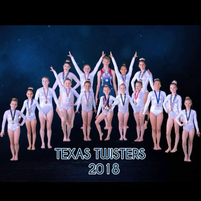 Texas Twisters Team 2018