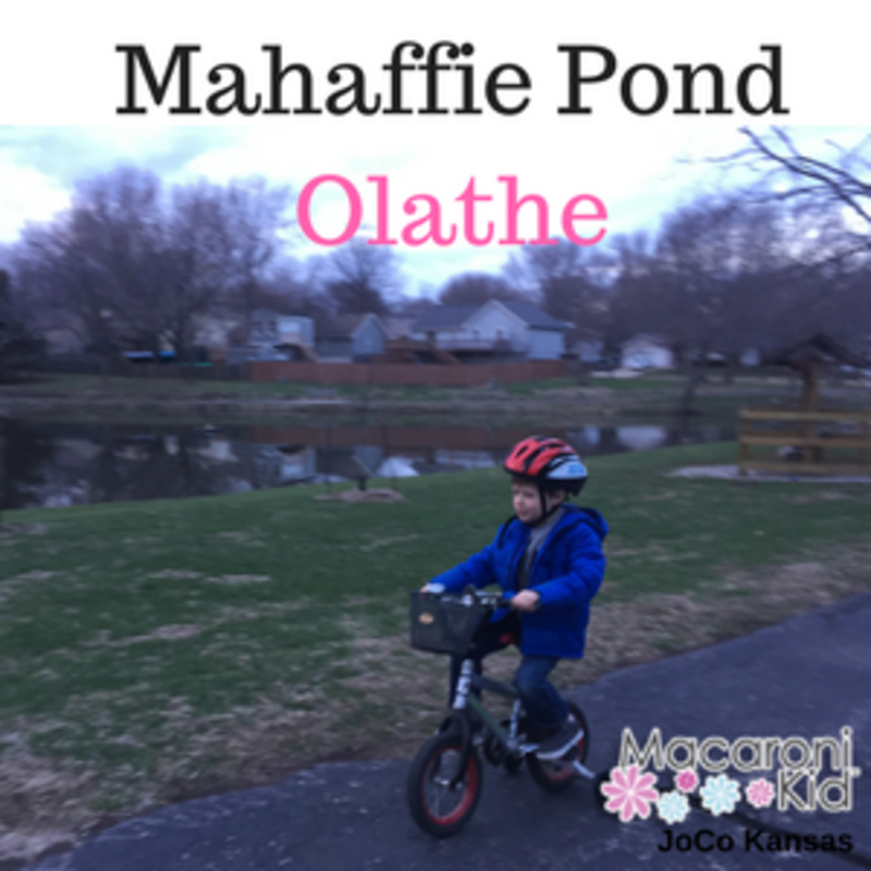 Parks in Olathe Kansas