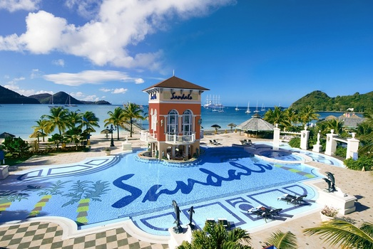 A At Included® Win Vacation Resorts Enter To Sandals Luxury LUMVGqSpz