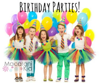 Birthday Parties in Palm Beach Gardens Jupiter Tequesta North