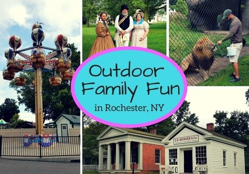 fun places to go in rochester ny
