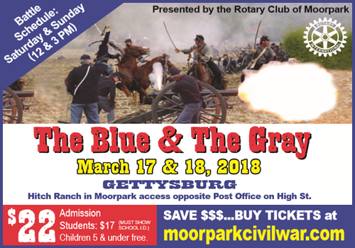 Join the Fun at the Blue & The Gray Civil War Reenactment