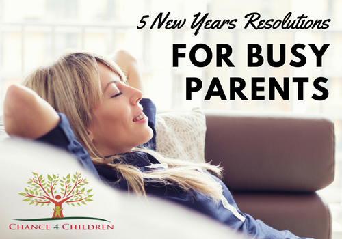 resources for busy parents