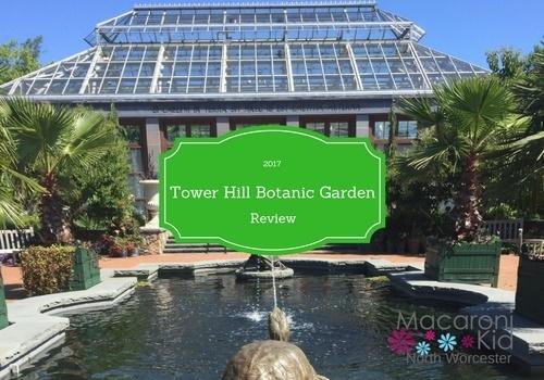 Tower Hill Botanic Garden Review | Macaroni Kid