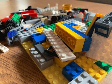 LEGO Robotics Boot Camp