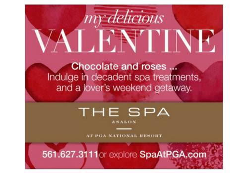 giveaway chocolate roses couples massage at the spa at pga national macaroni kid