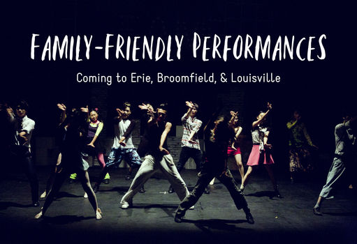 Family-Friendly Performances Coming to Town