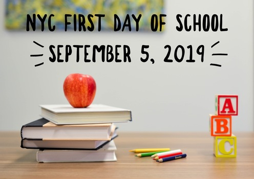 Nyc Doe School Calendar.Nyc Dept Of Education Publishes The Public School Calendar 2019 20