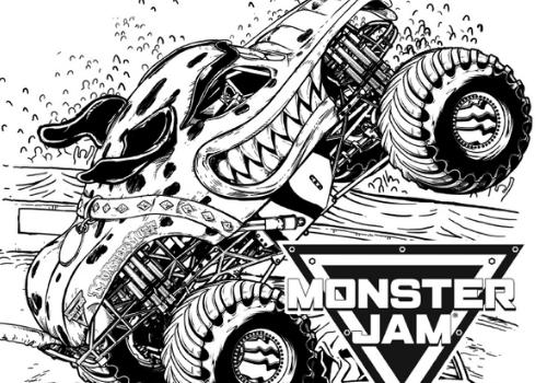 Monster Jam® Triple Threat Series Returns to Royal Farms Arena