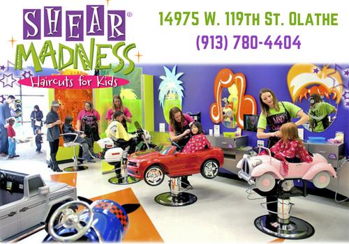 Shear Madness Haircuts For Kids Olathe Macaroni Kid