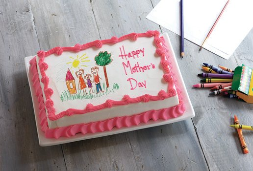 Phenomenal Review Customized Carvel Cake For Mothers Day Funny Birthday Cards Online Elaedamsfinfo