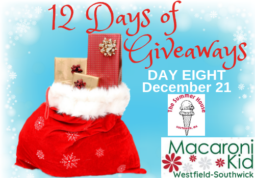 12 Days of Giveaways ~ Today's Prize from The Summer House