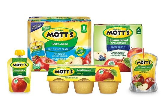 Motts® 100% Juice Pouch is a Healthy & Tasty Choice for Your Family ...
