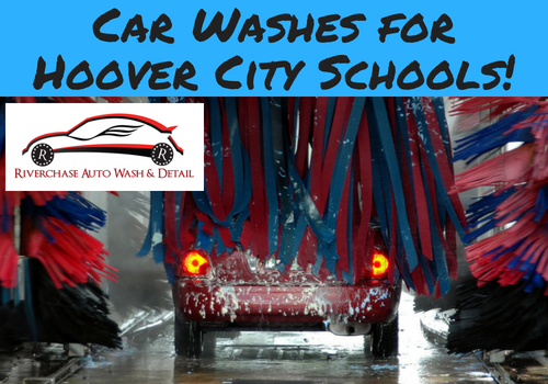 15 of all sales from riverchase car wash to go to hoover city car washes for hoover city schoolsg solutioingenieria Image collections
