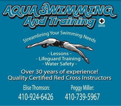 48380762fb0e AQUA Winter and Spring Lesson Schedule is here!!! Aqua Swimming and Training  ...