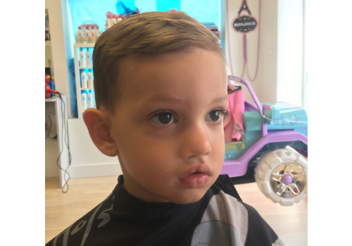 Kids Haircut Specials At Mininos Salon Macaroni Kid