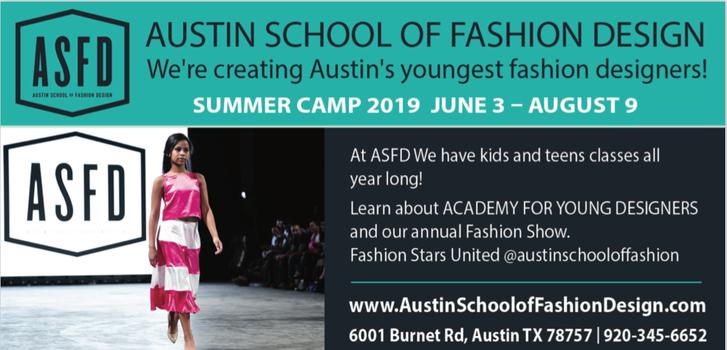 Austin School Of Fashion Design