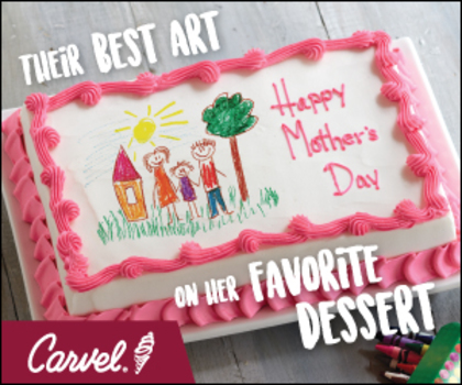 Stupendous 5 Reasons Why Carvels Design Your Own Cake Is A Must For Mothers Day Funny Birthday Cards Online Necthendildamsfinfo