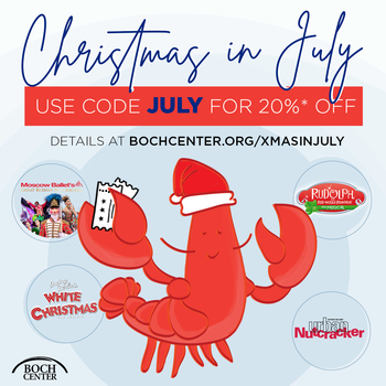 White Christmas In Theaters.Christmas In July At Boch Theaters In Boston