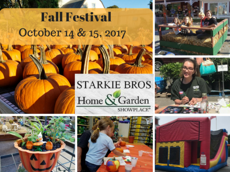Ordinaire Fall Festival.png. Visit Starkie Brothers Garden Center