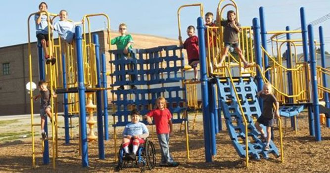 Recess for All Receives $10,000 for Playground Upgrade