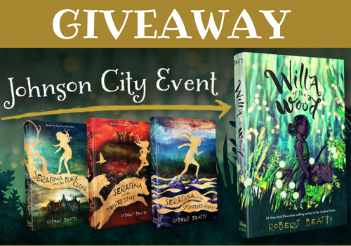 GIVEAWAY: Serafina and Willa of the Wood Prize Pack | Macaroni Kid