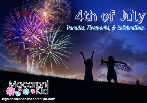 4th Of July Parades Fireworks Celebrations In Douglas County