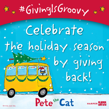 Pete The Cat Christmas.Giving Is Groovy Pete The Cat 12 Days Of Christmas