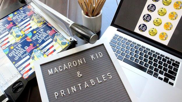 Introducing Macaroni Kid Printables!