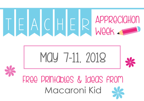 photo about Extra Gum Teacher Appreciation Printable referred to as Rejoice Trainer Appreciation 7 days with these types of Absolutely free Printables!