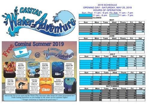 Lake Casitas Water Adventure Opens Memorial Day Weekend For 2019