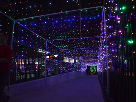 Where To See Christmas Lights In Houston and Surrounding Areas