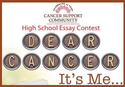 High School Essay Contest Dear Cancer Its Me Macaroni Kid