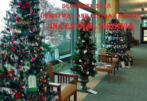 d5dfdd7617 Lynchburg Area Holiday and Christmas Events for December 2018 ...