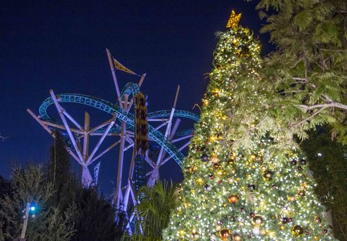 GIVEAWAY: Christmas Town at Busch Gardens Tampa Bay