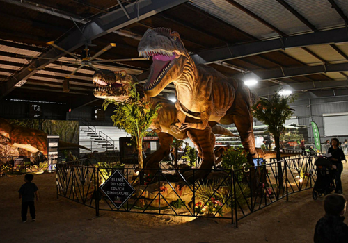 Jurassic Quest is Coming to Columbus August 25th - 27th