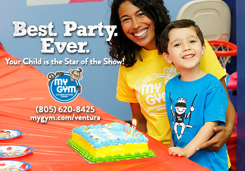 My Gym Ventura Offers Great Parties That Offer Age Appropriate Games Fun Activities Songs Rides Puppets And More Your Family Guest Will Enjoy